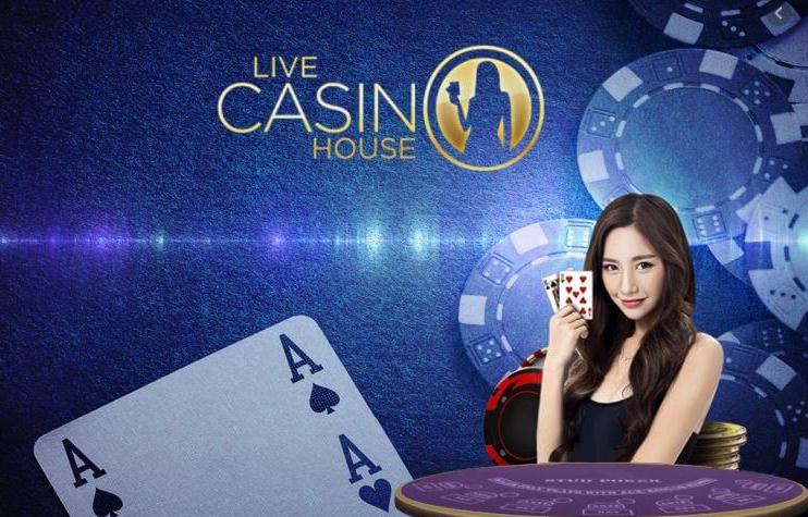ライブカジノハウス Live Casino House